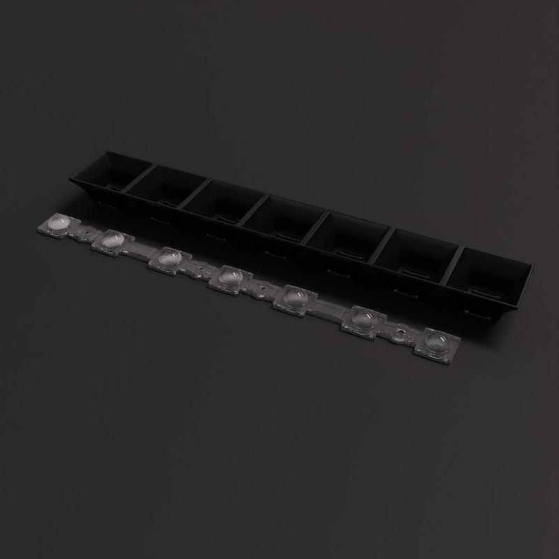80° LED LENSES