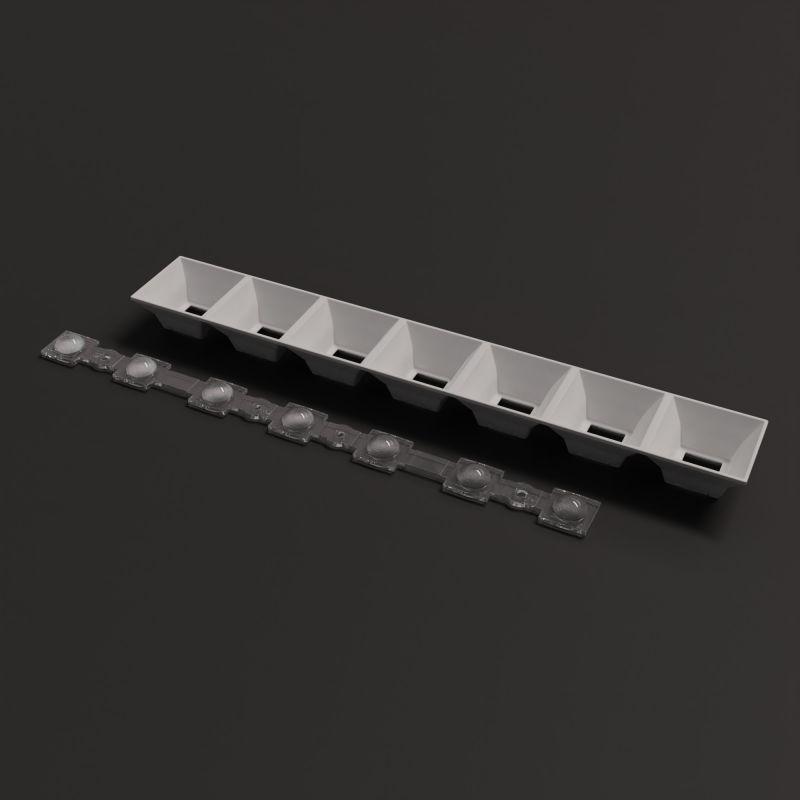 80° LED LENS
